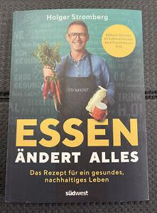 Essen ändert alles / v. Holger Stromberg / ISBN 9783517770789 / neu / 192 Seiten