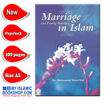 Marriage and Family Building in Islam Muslim Islamic Book Best Gift Ideas