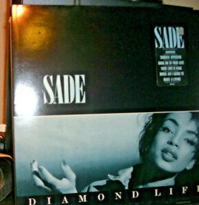 Sade - Diamond Life - LP von 1984