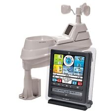 Acurite Pro 5-in-1 Color Weather Station With Pc Connect, Wind And Rain (01036)
