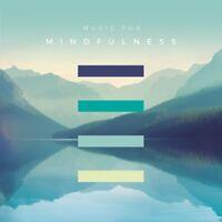 RICHTER/LAMBERT/ARNALDS/+ - MUSIC FOR MINDFULNESS 3 CD NEU EINAUDI/DEBUSSY/ENO