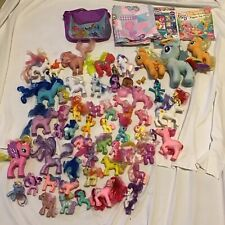 Vintage 80s My Little Pony G1 G2 G3 Hasbro MLP huge lot accessories 60 Pieces