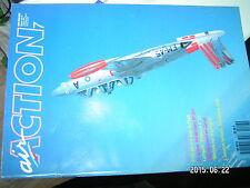 µµ Air Action n°7 Mig-29 Aviation Finlandaise F-14A Tomcat Luftwaffe Phantom II