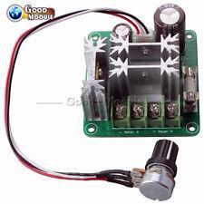 15A 6-90V DC Motor Speed Controller Pulse Width PWM Speed Regulator Switch