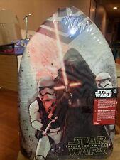 """Star Wars The Force Awakens Swimways Boogie Board Wave Water Board 16� X 10 """""""