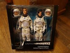 NECA--INTERSTELLAR MOVIE--ACTION FIGURE 2 PACK (NEW) LIMITED EDITION