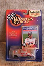 "1995 Dale Earnhardt #3 Goodwrench Service ""SIlver Select"" car 1/64"
