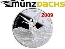 Libertad 1/20 oz .999 fine silver Proof Mexico 2009