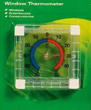 super qualité jardin fenêtre Thermomètre pour Windows Serres, Vérandas