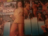 Bon Jovi + solo collection lot press magazines articles reports clippings photo3