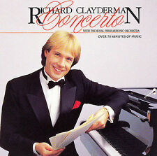 NEW - Richard Clayderman Concerto with the Royal Philharmonic Orchestra