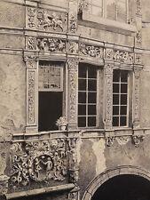 Jacques Maurice DESSERTENNE (1867-1913) Maison d'Adam et Eve, le Mans (Sarthe)