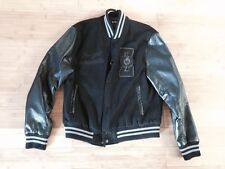 Zoo York Varsity Wool Leather Sz Large Vtg Rare Jacket Unstoppable Supreme
