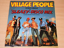 "Village People/Sleazy : Disco Version/1979 Mercury 12"" Single"