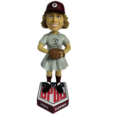 All-American Girls Professional Baseball AAGPBL Peoria Redwings Bobblehead
