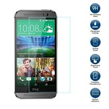 Shatter Proof Hard Premium Tempered Glass Screen Protector For HTC One M8