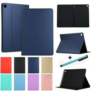 "Smart Leather Stand Case Cover For Huawei MediaPad M5 M6 Pro 8.4"" 10.8"" Tablet"