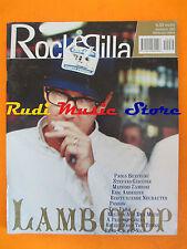 rivista ROCKERILLA 282/2004 Lambchop Paolo Benvegnu' Pancow Eric Anderson *No cd
