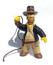 homer simpson parody indiana jones mexican toy