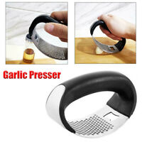 Garlic Press Chopper Grinding Multi-function Bottle Opener Home Stainless Steel