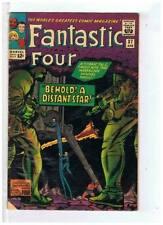 Fantastic Four 1st Edition Very Good Grade Comic Books
