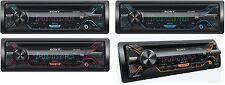 SONY CDX-G3200UV Autoradio mit CD MP3 AUX USB Mega Power 4#55W MultiColor