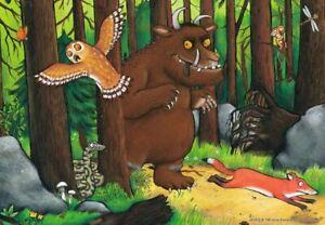 Ravensburger 05227 Puzzle Grüffelo - Der Waldspaziergang