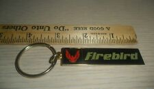NOS, New Old Stock ~ Vintage unused KeyChain ~ Firebird