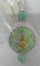 Patricia Breen, Springing,chick, Pink/green