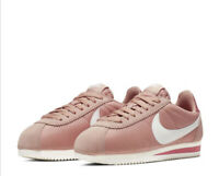 Womens NIKE CLASSIC CORTEZ NYLON Trainers 749864 603  UK 6.5 Eur 40.5 Rose Gold