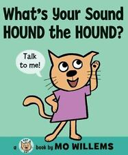 What's Your Sound, Hound the Hound? (Hardback or Cased Book)