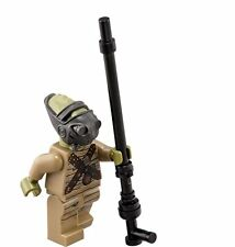 LEGO STAR WARS THE FORCE AWAKENS MINFIGURE TEEDO JAKKU 75158