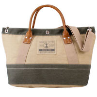 XL Strandtasche aus recyclebarem Spinnstoff ideal für den Urlaub CASUAL SPIRIT
