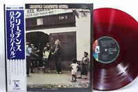 Creedence Clearwater Revival – Willy And The Poor Boys JAPAN RED VINYL LP