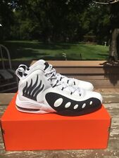 b68019e0a2ff6 Mens Nike Sonic Flight Gary Payton Basketball Shoe sz 13 Excellent Condition