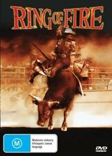 RING OF FIRE - KIEFER SUTHERLAND- RODEO CLASSIC NEW  DVD - FREE LOCAL POST
