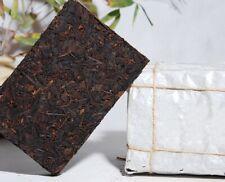 Chinese Kung Fu Black Tea 250g Yunnan Puer Tea Brick Old Pu Erh Tea Healthy Care