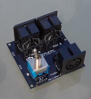 MINDBURNER 2 way crossover MIDI switch