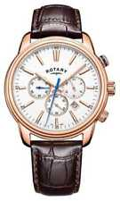 Rotary Mens Monaco Sports Chronograph Leather Gs05084/06 Watch - 10 off