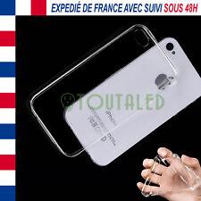 COQUE PROTECTION SOUPLE TPU TRANSPARENTE APPLE IPHONE 4 4S ENVOI DE FRANCE SUIVI