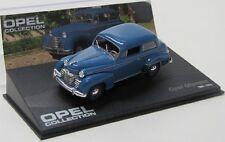 Opel Olympia ( 1951-1953 ) blau / IXO 1:43