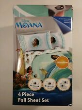 Disney Moana Sheet Set (Full)