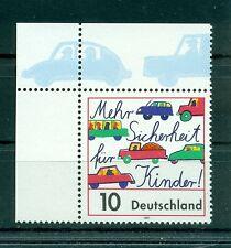 Allemagne -Germany 1997 - Michel n. 1954 - Sécurité pour les enfants  **