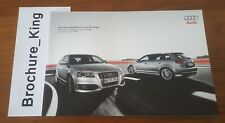 The New Audi A3 & S3 Pricing and Specification Brochure June 2008 2009 MY