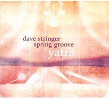 Dave Stringer, Dave Stringer & Spring Groove - Yatra [New CD]