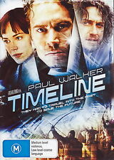 Timeline - Adventure / Sci-Fi / Fantasy - NEW DVD