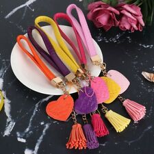 5pcs New Lovely Wrist Strap Cord Lanyard Hang Rope Key Chain for Mobile Phone