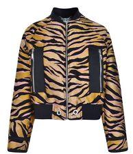 Kenzo Jacquard Tiger Bomber Jacket UK Size 8,10,12 & 14 XS, S, M & L RRP £ 949