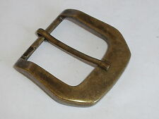 Gürtelschnalle Schließe Schnalle  3,4 cm altmessing NEUWARE rostfrei #521.2#