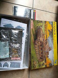 Panzer IV ausf F2 (G), marca Dragon smart kit, scala 1/35